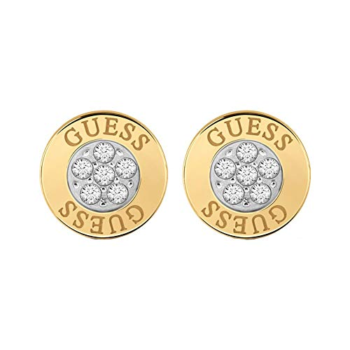 Guess Edelstahl Kristall One Size Gold 32003481